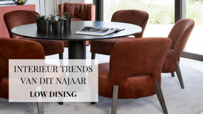 interieurtrend low dining