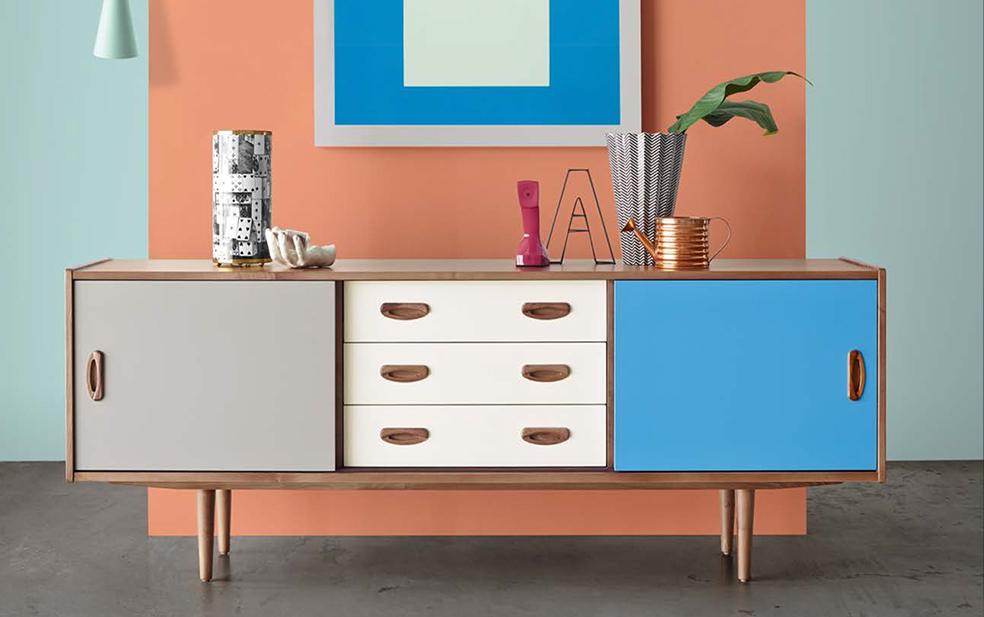 vintage dressoir commode smellink modern
