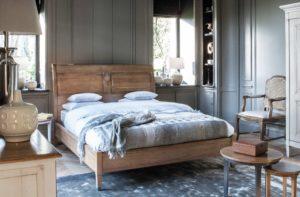 directoire bedden houten bedden