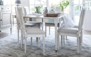 stoelen met webbing rug grange beuken