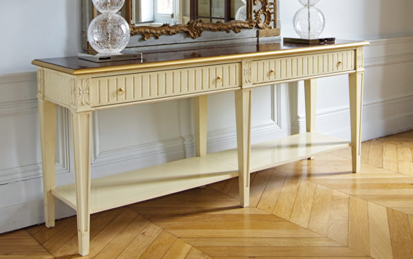 wandtafel stendhal console sidetable