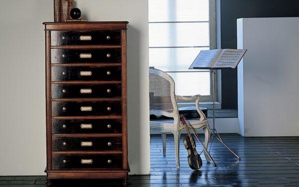 Archiefkast Roosevelt noir bureaus smellink interiors smellink classics meubelen furniture