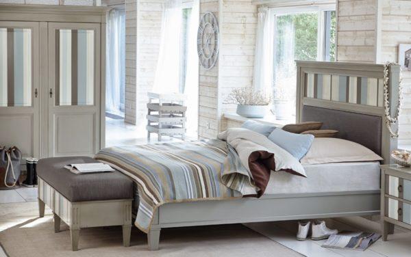 houten bed jacob frans grange