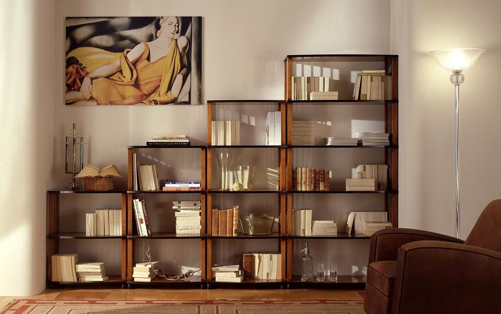 boekenkasten assi kersenhout