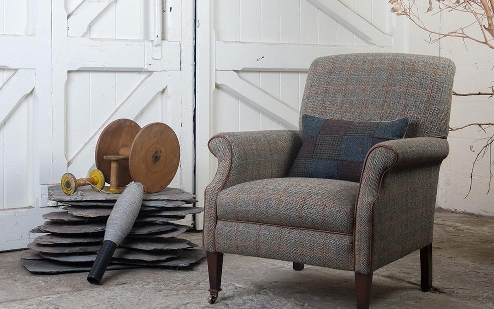 engelse fauteuil tetrad bowmore