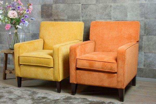 klein stoeltje fauteuil ribstof engels durestamtetrad