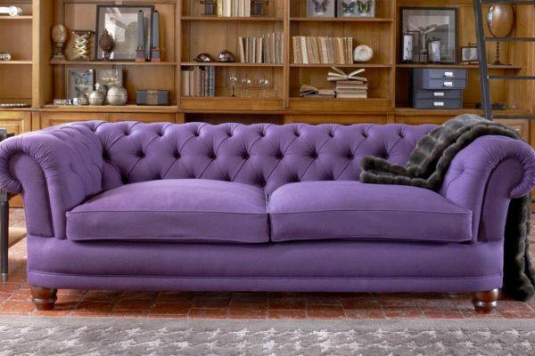 chesterfield paars grange