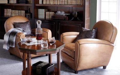 Comfort in het interieur op de oude dag