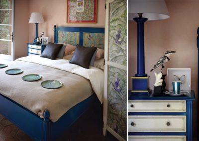 Ermitage bleu
