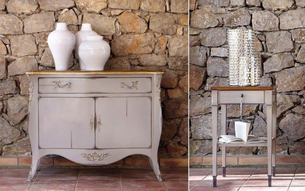 dressoir commode grange heritage pompadour