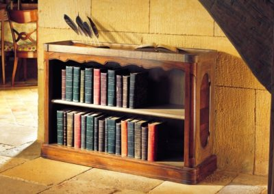 Jeanville small bookcase