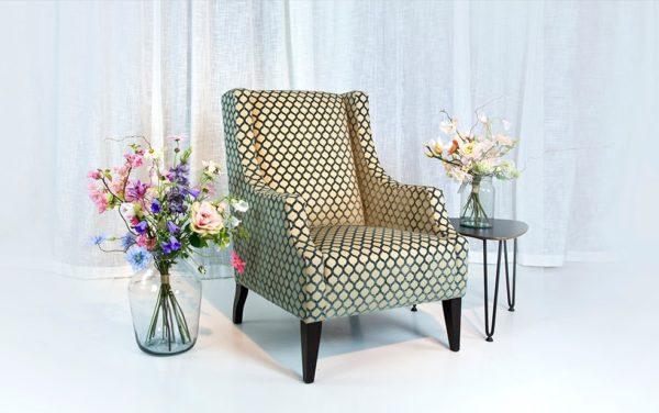 Engelse fauteuil duresta tetrad