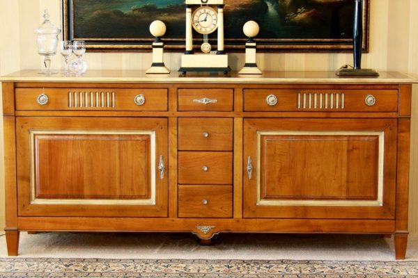 kersenhouten dressoir commode kommode la fayette