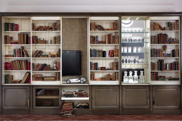 aanbouwwand tv meubel grange