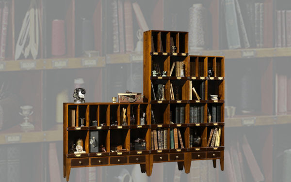 felix monge boekenkasten