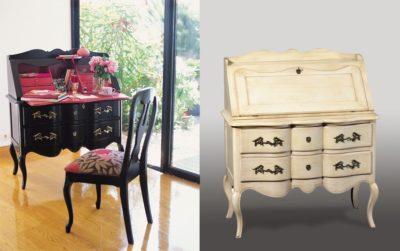 Pompadour Noirbureaus smellink interiors smellink classics meubelen furniture