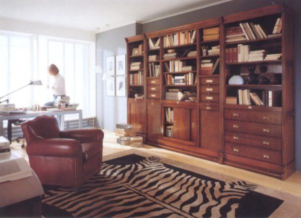 aanbouwwand boekenkast assi roosevelt pasteur buro