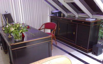 Roosevelt Noir bureaus smellink interiors smellink classics meubelen furniture
