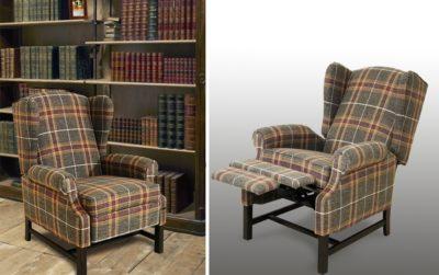 Sherlock — fauteuils smellink interiors smellink classics meubelen furniture
