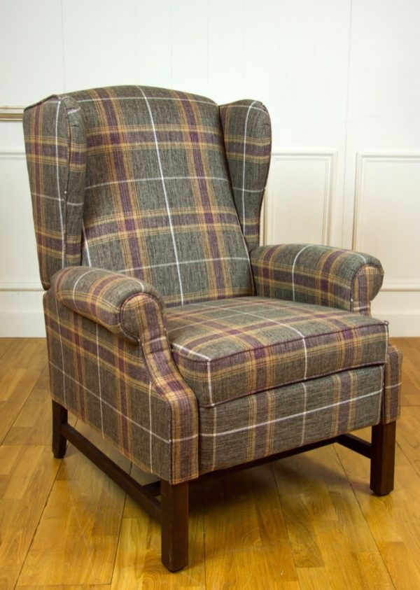lazyboy luie stoel concert chair de toekomst Oldenzaal luie stoel fauteuil met uitklapbaar voeten bankje verstelbare rug