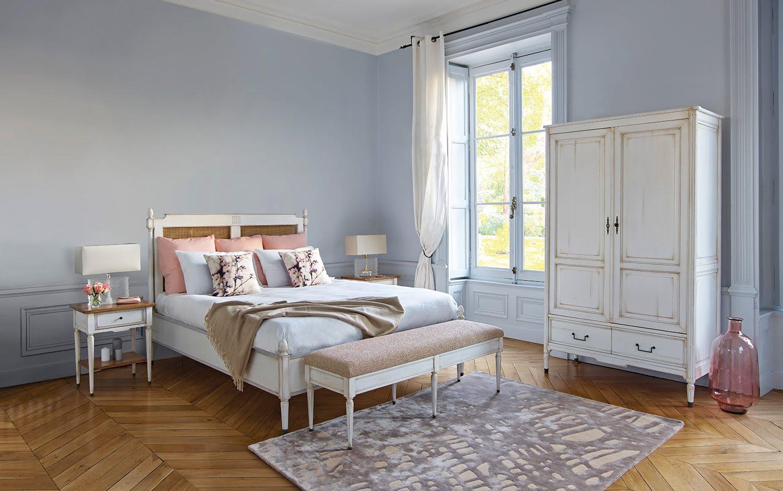 ermitage grange houten bed frans bed