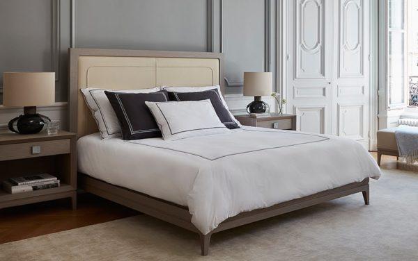 houten bed grange rive gauche