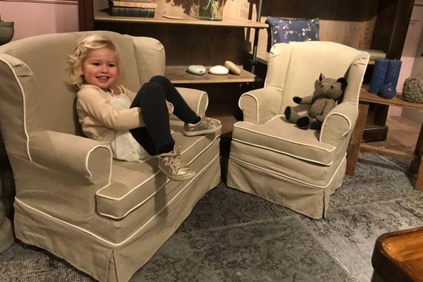 kinder bankje fauteuil voor kinderen