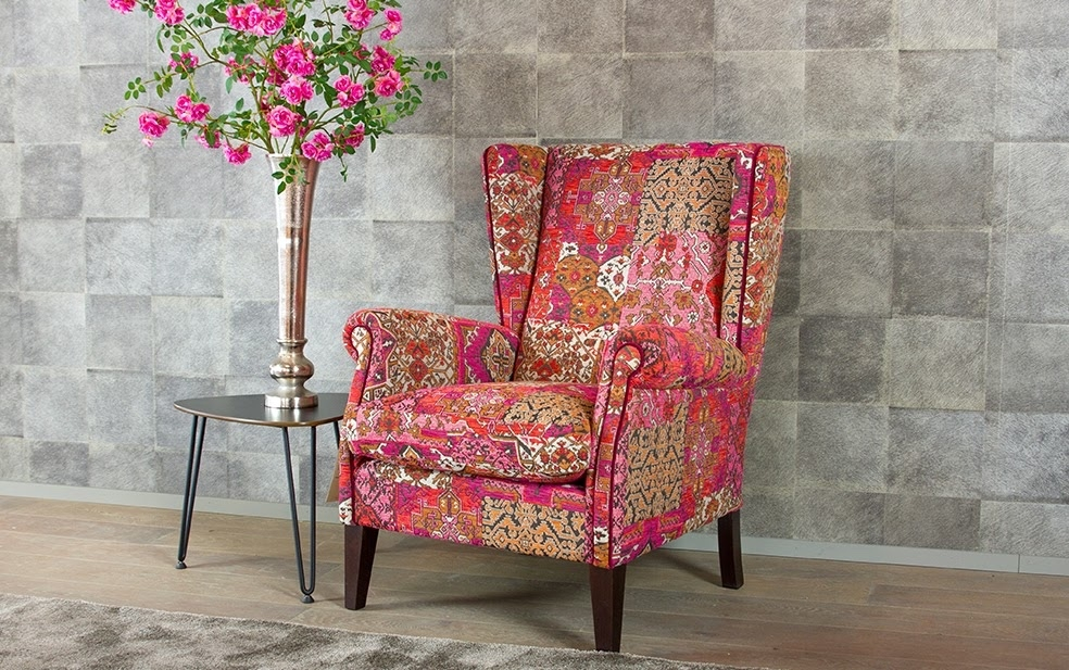 oorfauteuil wingchair engelse stoel fauteuil