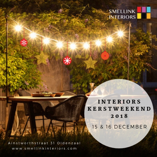 Interiors Kerstshow 2018 | 15 & 16 december