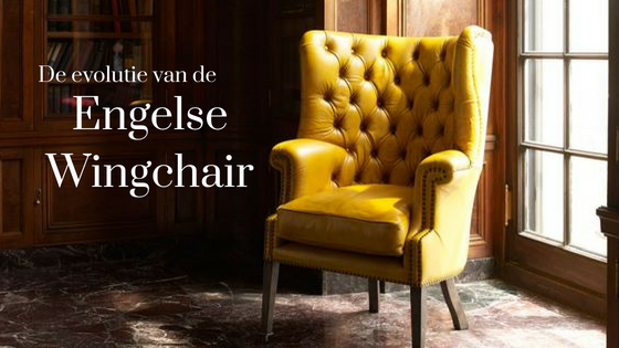De Engelse Wingchair 3x anders