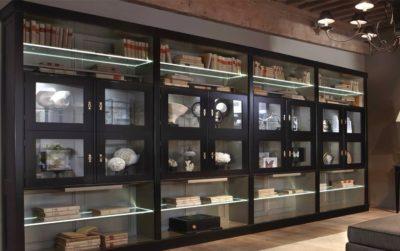 Atelier bookcase aanbouwwanden bücherregale smellink interiros smellink classics