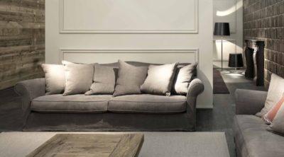 Helen love seat Bellini Grey