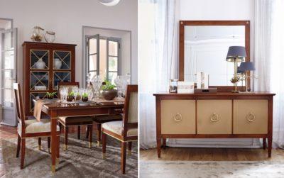 Diningroom Haussmann eethoeken smellink interiros smellink classics