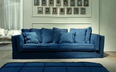 Landscape bleu its my sofa smellink interieurs