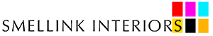 Logo smellinkinteriors klein