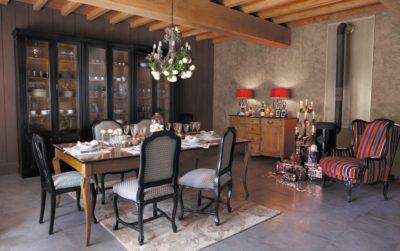 Pompadour dining eethoeken smellink interiros smellink classics