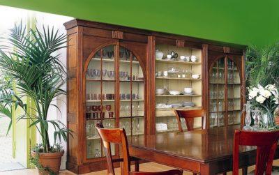 Stendhal Vitrine bookcase aanbouwwanden bücherregale smellink interiros smellink classics