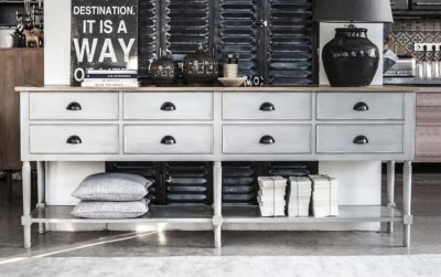 Wandtafel Country Chic