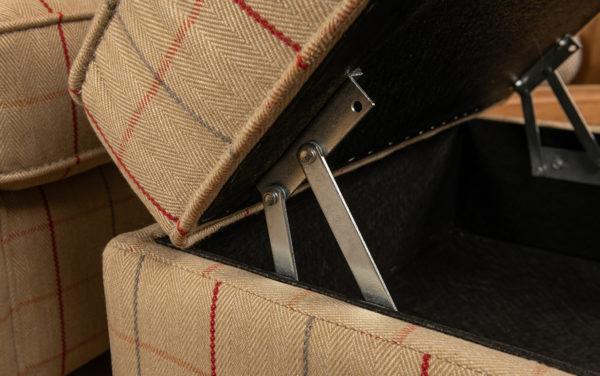 Large fauteuil Olivier Bommel