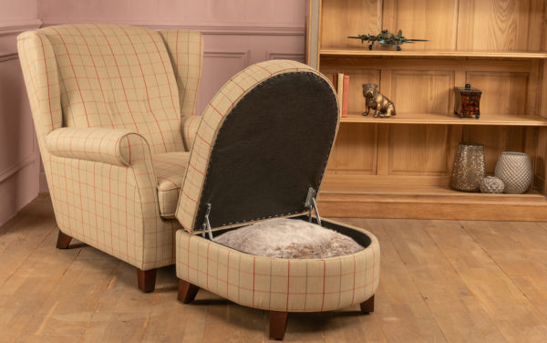 fauteuil wing chair