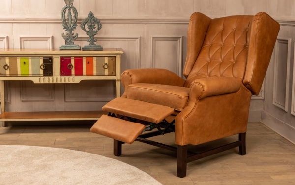 Relax fauteuil Sherlock capiton
