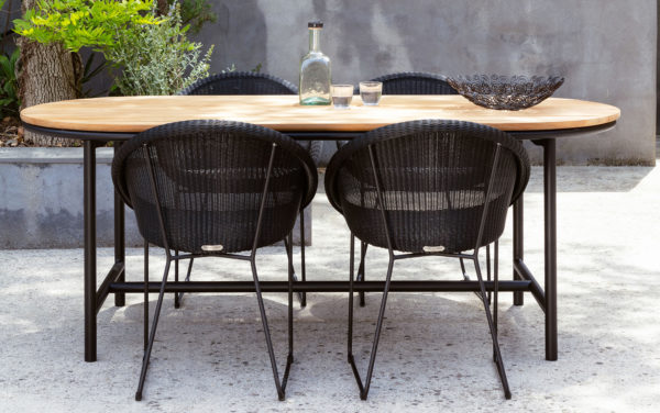 Wicked dining table