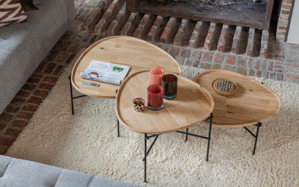 Amazone salontafels