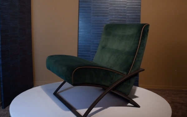 Fauteuil Ghyczy