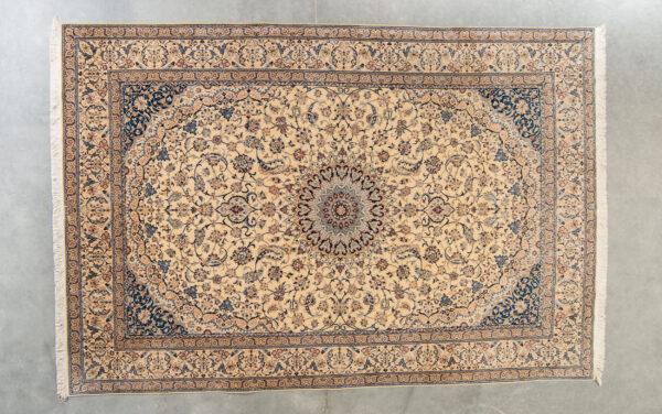 handgeknoopt kleed vloerkleed tapijt karpet carpet pers