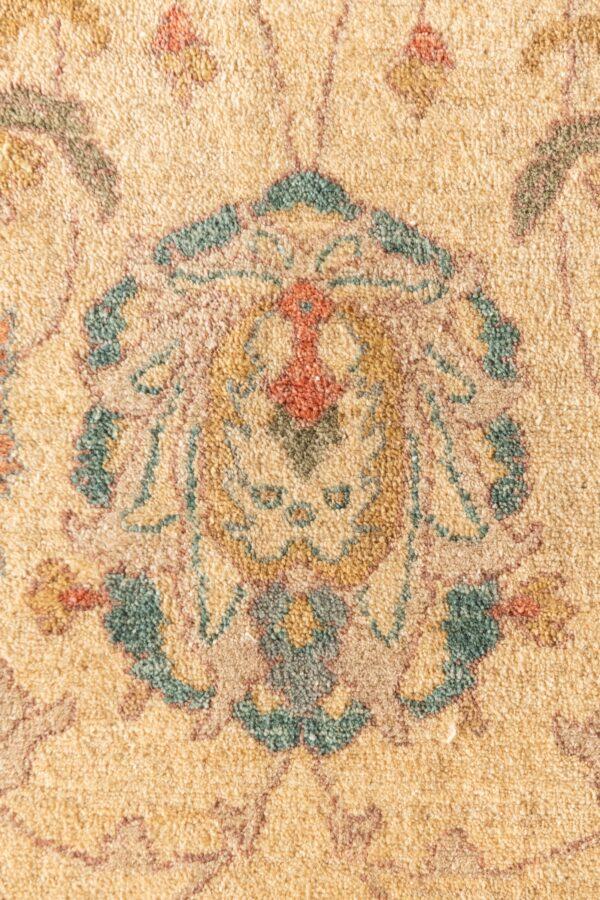 handgeknoopt kleed karpet pers vloerkleed tapijt Perzisch kleed berber