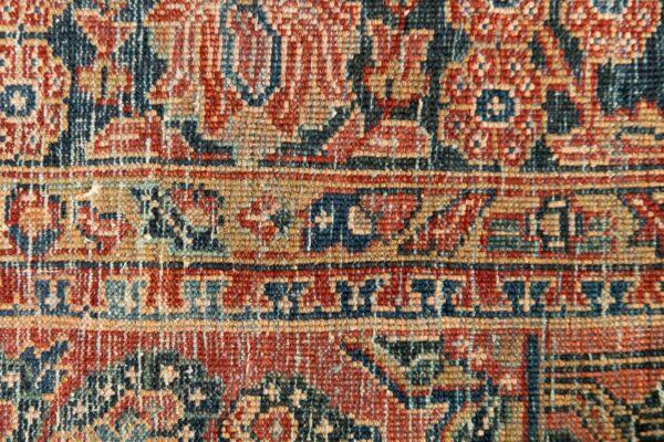 handgeknoopt tapijt vloerkleed karpet carpet