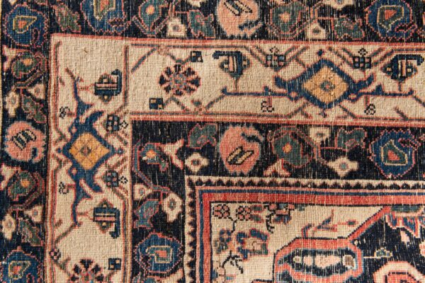 handgeknoopt karpet vloerkleed tapijt