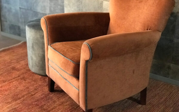 Small fauteuil Kendall
