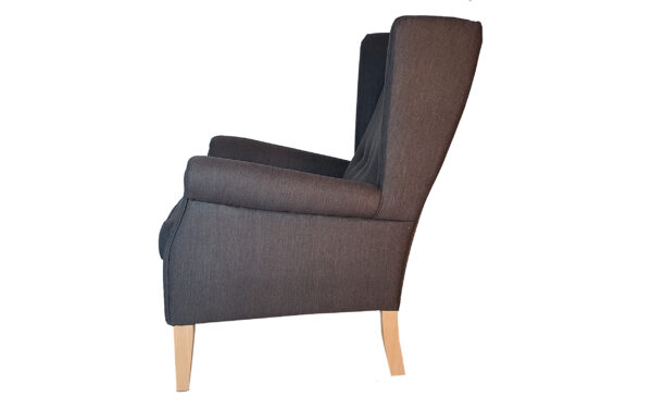 Fauteuil William grijs